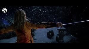 Kill Bill O Ren Ishii Fight Scene 2