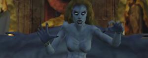 Marishka snarls video game