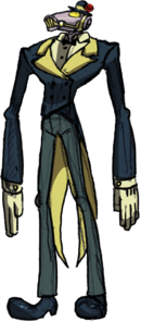 Ottomo suit