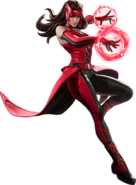 Scarlet Witch Marvel Super War