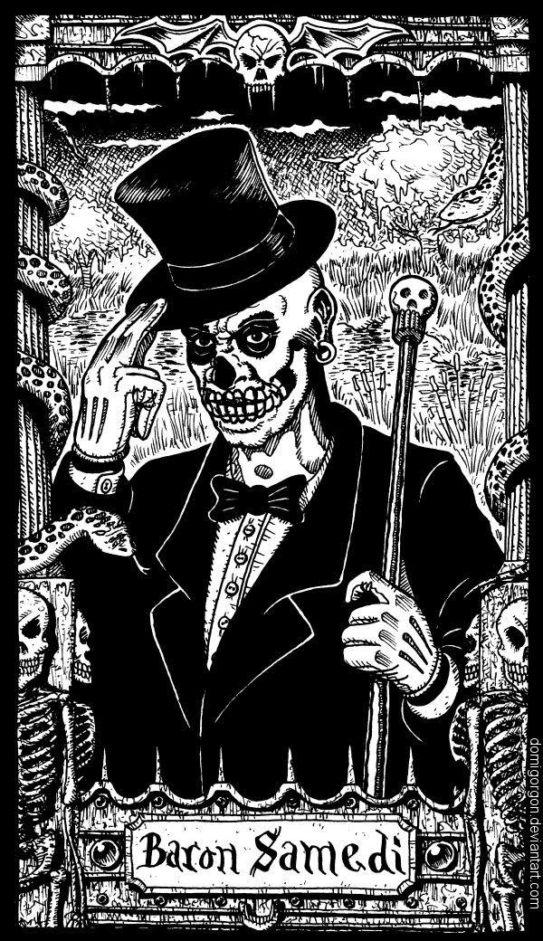 Baron Samedi (folklore)   Villains Wiki   FANDOM powered ...