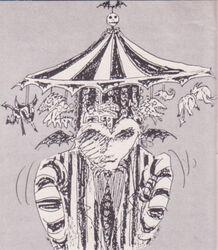 Beetlejuice concept art 2