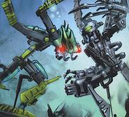 Hydraxon Nocturn Battle