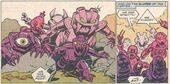 Scraplets robot mode Marvel US issue 30