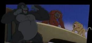 Super-Apes HASH