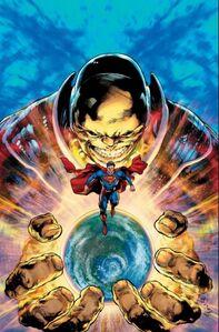 Superman Vol 5 22 Textless