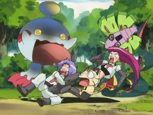 Team Rocket scared (AG114)