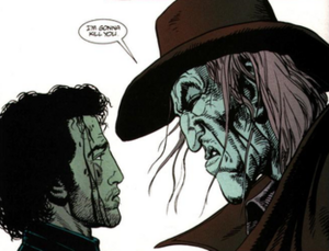 The Saint of Killers and Jesse Custer