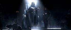 Vader tantrum