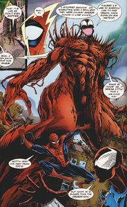 Web of Spider-Man Super Special Vol 1 1 page 13 Cletus Kasady (Earth-616)