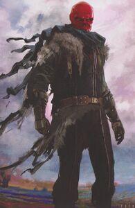 Avengers Infinity War Red Skull concept art 7