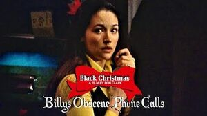 Billy's Obscene Phone Calls