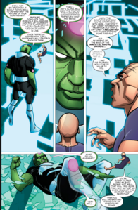 Brainiac and Lex Luthor 03