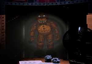 Freddy is Here
