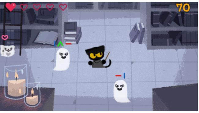 google hallowee doodle game 2016jpg