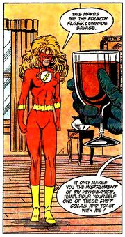 Lady Flash 001