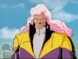 Ruckus - X-Men Animated Series 004