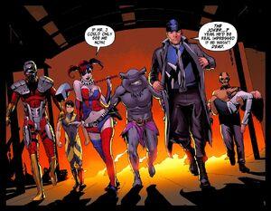 Suicide Squad Prime Earth 02