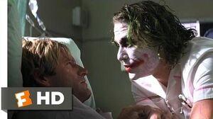 The Dark Knight (6 9) Movie CLIP - Agent of Chaos (2008) HD