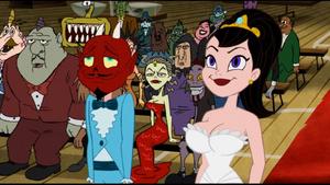Velvet wedding 3