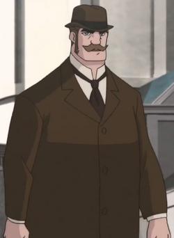 Ye Olde Commissioner Gordon