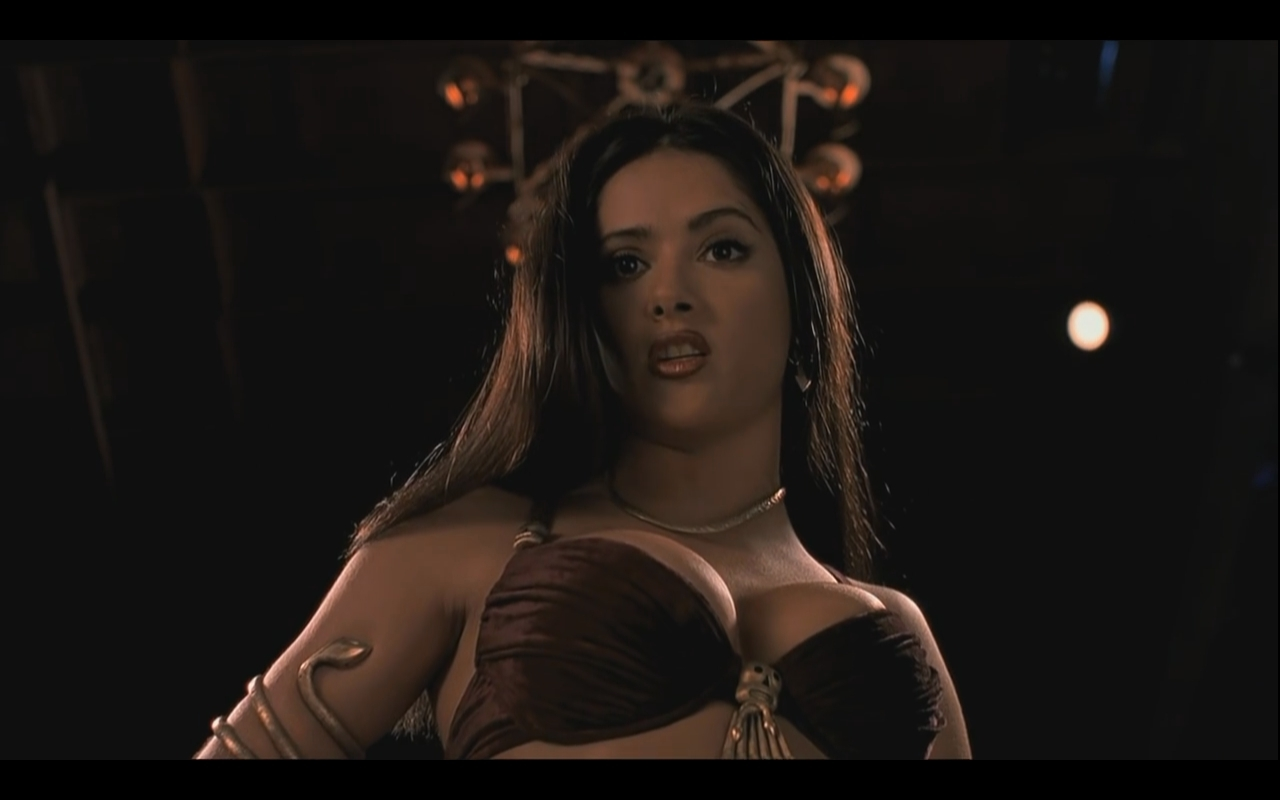 From Dusk Till Dawn Salma Hayek