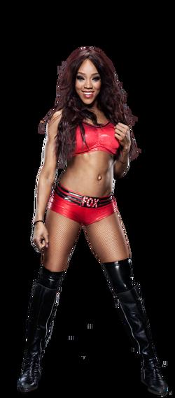 Alicia Fox Profile
