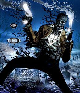 Black Lantern Black Mask 001