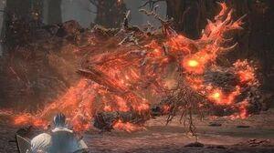 Dark Souls 3 Old Demon King Boss Fight (4K 60fps)