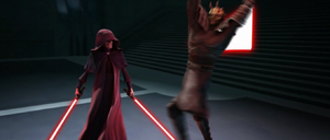 Darth Sidious reactivates