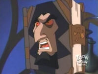 Frollo as Khartoum