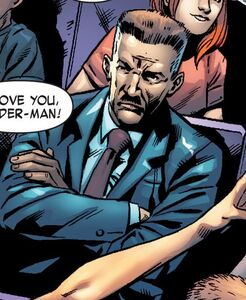 John Jonah Jameson (Earth-616) from Spider-Man Season One Vol 1 1 001