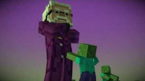 Minecraft Story Mode - Chicken-sized Zombies