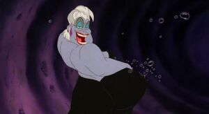 Naughty Ursula