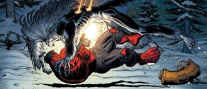 Red Hulk vs Wendigo 04