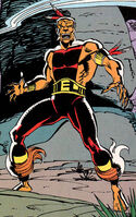 Thomas Fireheart (Earth-616) 002