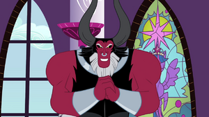 Tirek 'Not for much longer' S4E26