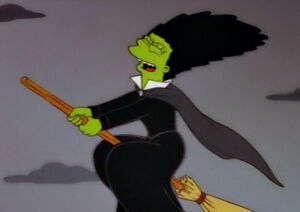 Witch Marge