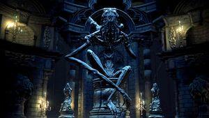 Amygdala Statue