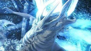 Dark Souls Seath the Scaleless Boss Fight (4K 60fps)