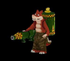Dingodile TWoC