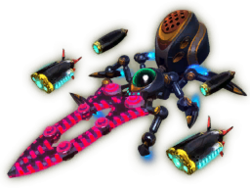 Egg Lancer Robotnik