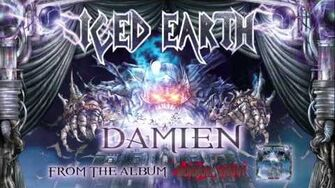 ICED EARTH - Damien (Album Track)