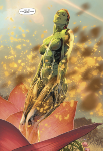 Poison Ivy Heroes in Crisis