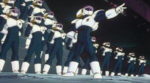 Slug's minor soldiers