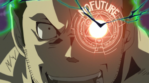Soul Eater Episode 18 - Free performs his magic