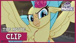 The Battle for Canterlot My Little Pony The Movie Full HD