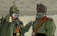 Baron von dorf demotion Valiant Hearts