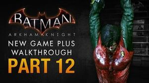 Batman Arkham Knight Walkthrough - Part 12 - A Death in the Family
