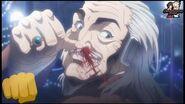 DORIAN vs SUEDO Anime Fight - BAKI 2018👊